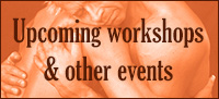 Upcoming workshops & other events