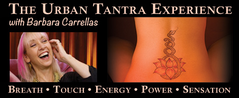 The Urban Tantra Experience - Stockholm 2015